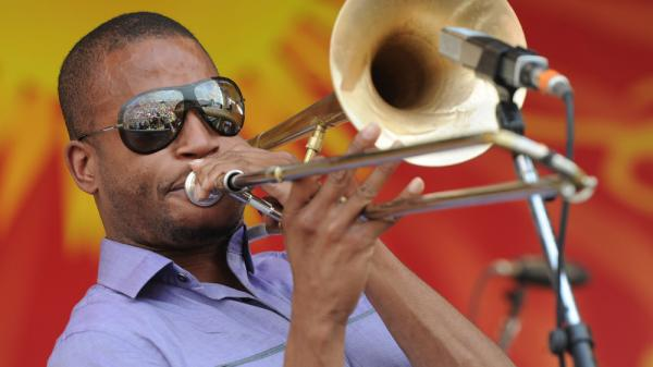 Trombone Shorty.