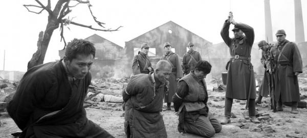 A scene from the film <em>City of Life and Death</em>, written and directed by Lu Chuan.