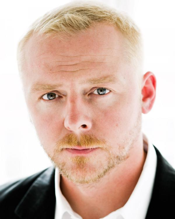 Simon Pegg is an actor, comedian, writer, director and producer. <em>Nerd Do Well </em>is his first book.