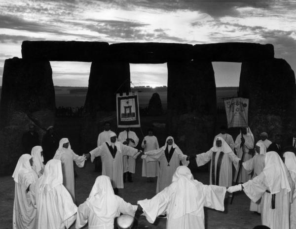 Stonehenge, 1965