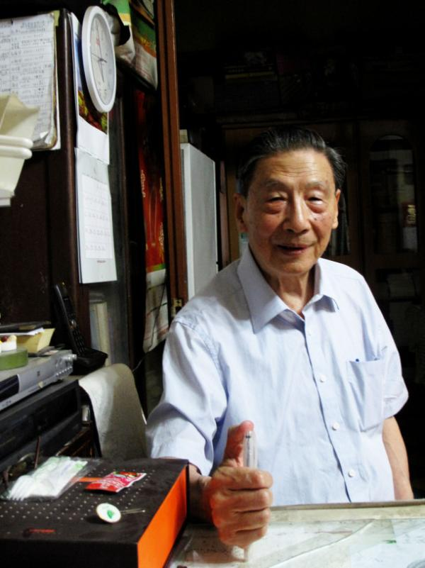 "Reformist Mao Yushi, 82, has caused a storm with his latest essay criticizing Chairman Mao.  But he'd  welcome a court hearing; ""It wouldn't be me on trial, it would be Chairman Mao  on trial,"" he says."