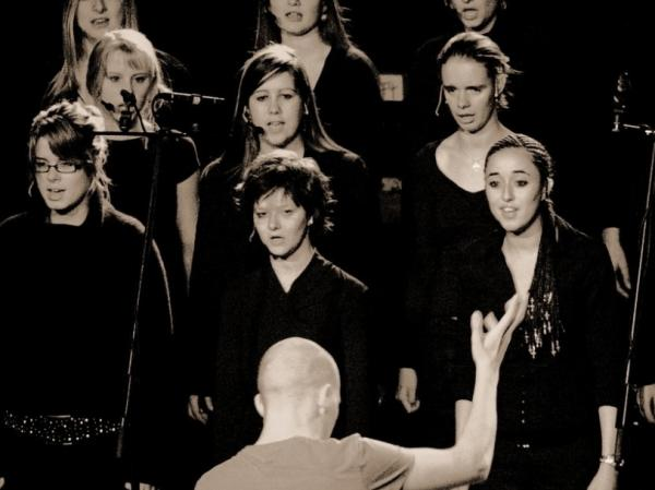 """The Belgian girls' choir Scala transforms Lamb's """"Gorecki"""" into something more cautious and introspective."""