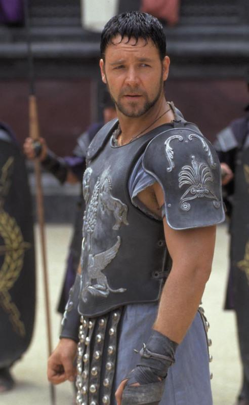Perhaps if a movie is made about Diodorus' demise, Russell Crowe could be a gladiator again?
