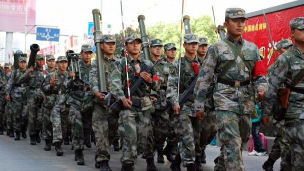 It often appears as if modern Chinese power is more aimed at erasing a painful past than at writing a dominant future. But there is one topic where the peace-loving Chinese seem worryingly militaristic: Taiwan.
