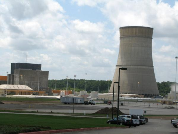 The Grand Gulf Nuclear Generating Station, south of Vicksburg, Miss.