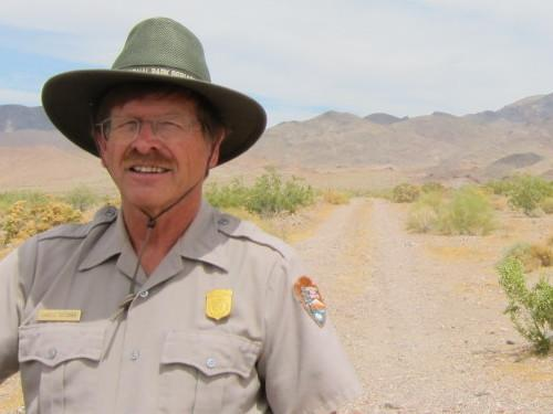 Death Valley Ranger Charlie Callagan has been working with GPS companies to update the road maps in the area, to prevent travelers from winding up on closed and abandoned roads.