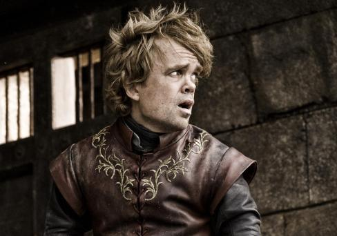 One of <em>A Dance with Dragons</em>' central characters is the dwarf Tyrion, who is also featured in the HBO series, <em>Game of Thrones</em>. Peter Dinklage plays the quick-witted Tyrion — with obvious relish — on  the series.