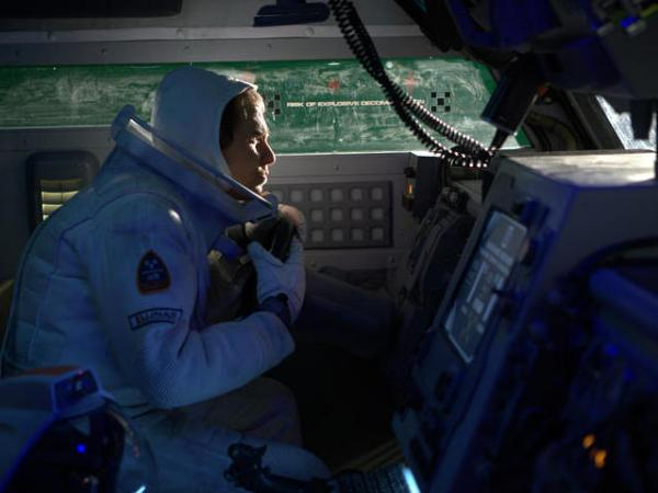 As an isolated, exploited employee of Lunar Industries in the 2009 film <em>Moon,</em> Sam Bell (Sam Rockwell) probably has a less glamorous perspective on the privatization of space than <em>2001</em>'s space travelers.