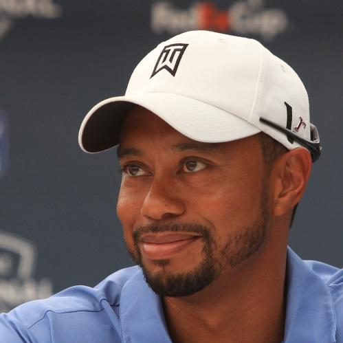 June 28, 2011, file photo: Tiger Woods.