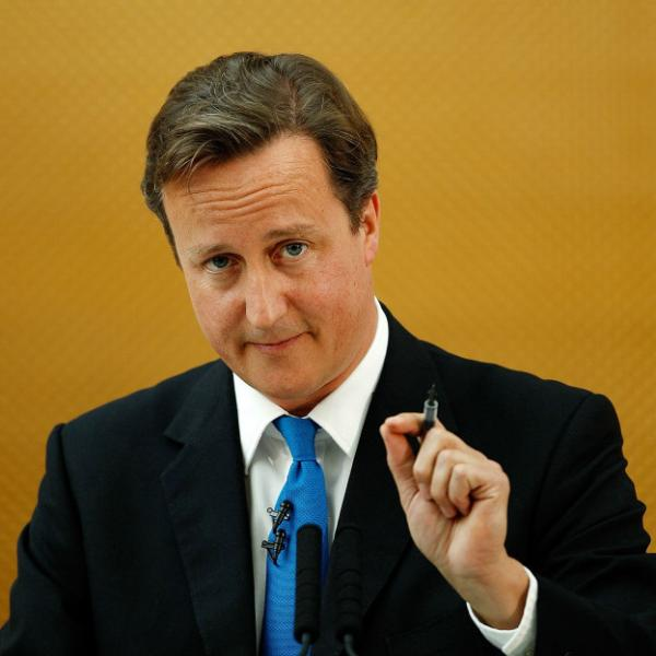 British Prime Minister David Cameron. (July 11, 2011, file photo.)