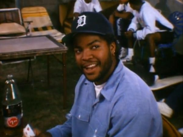 Ice Cube's first-ever acting role was as troublemaker Doughboy in <em>Boyz N The Hood</em>. Bob Mondello says the film portrayed a side of L.A. that mainstream Hollywood was too afraid to show.