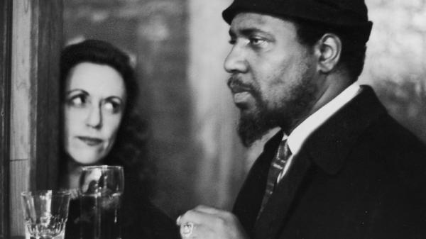 The Baroness and Thelonious Monk.