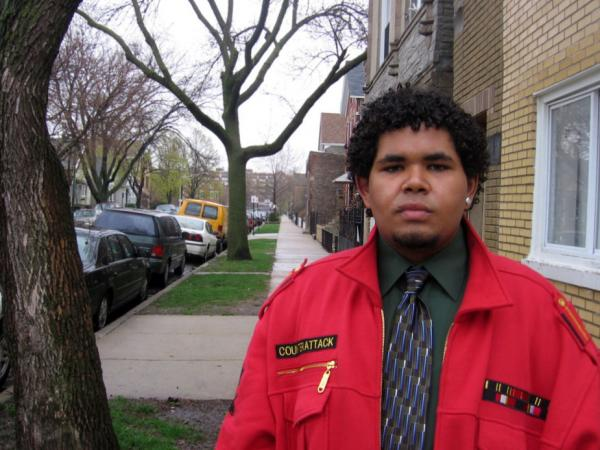 Patrick Lundvick, 19, dropped out, spent time in jail and is now getting a second chance in South Chicago.