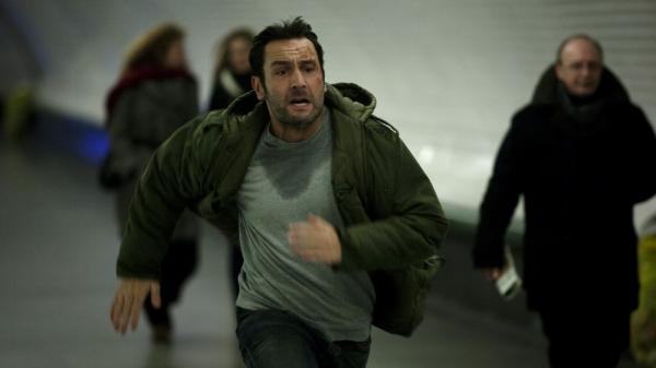 <strong>En Pointe:</strong> Nurse-trainee Samuel (Gilles Lellouche)  is on the run for much of <em>Point Blank</em>, which finds him  outmaneuvering (and eventually succumbing to) bad guys as a consequence of  saving a mysterious man's life.