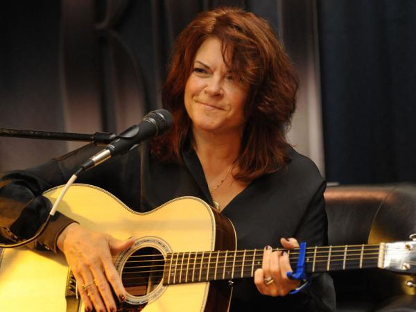 Also an author, Rosanne Cash is working on a non-fiction book. She has previously written <em>Bodies of Water</em> and a children's book, <em>Penelope Jane: A Fairy's Tale.</em>