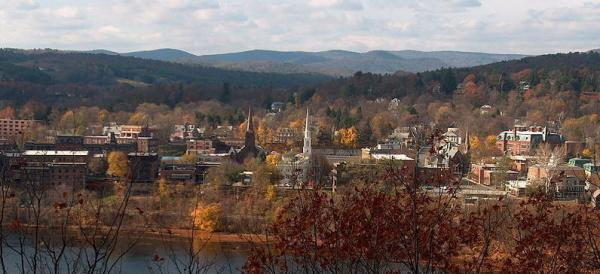 "Archer Mayor exposes the seedy underbelly of Brattleboro, Vt., in his mystery novels. But it's a challenge to bring out the dark side; Brattleboro, and Vermont in general, the author says, are ""inordinately pleasant"" places."