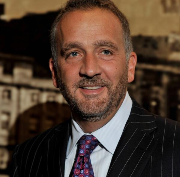 "<em>Esquire</em> magazine has called George Pelecanos ""the poet laureate of the D.C. crime world."""