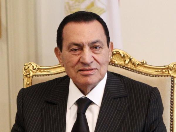 Mubarak (shown here in November 2010) is not well enough to be moved to Cairo from his hospital bed in the seaside resort of Sharm el-Sheikh to stand trial, according to his lawyer.