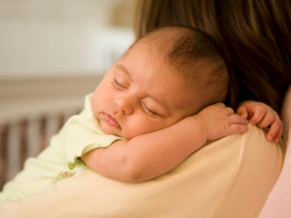 Sleep researchers say parents of a new child can be a risk for long-term insomnia.
