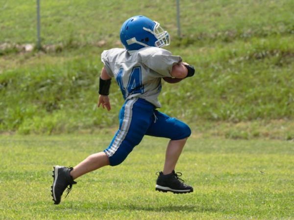 Pediatricians recommend that kids acclimatize to the the heat by taking it easy the first two weeks of practice.