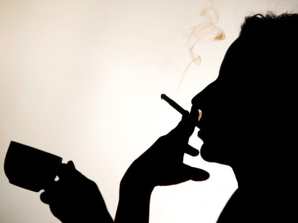 Early morning cigarettes are a proxy for the level of addiction, researchers say.