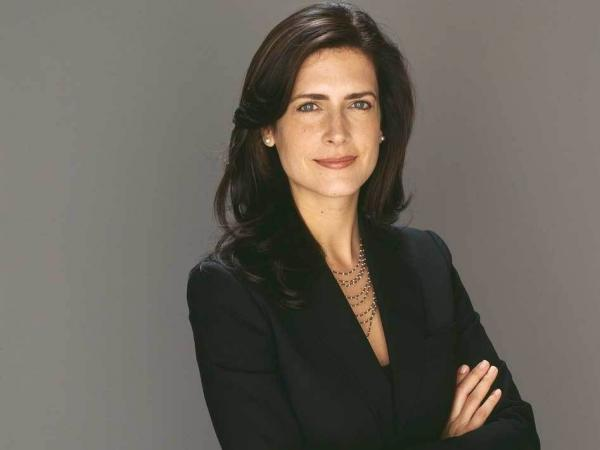 "<em>New York Times</em> investigative reporter Andrea Elliot won the 2007 Pulitzer Prize for her series ""An Imam in America."""