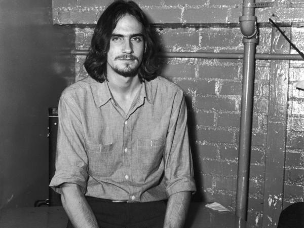 Author David Browne describes the young James Taylor as a shy, troubled songwriter whose album <em>Sweet Baby James</em> became an unexpected hit.