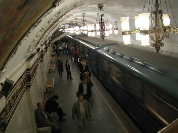 Smith's plot twists take Demidov everywhere from the Soviet gulag to Moscow's ornately decorated subway stations.