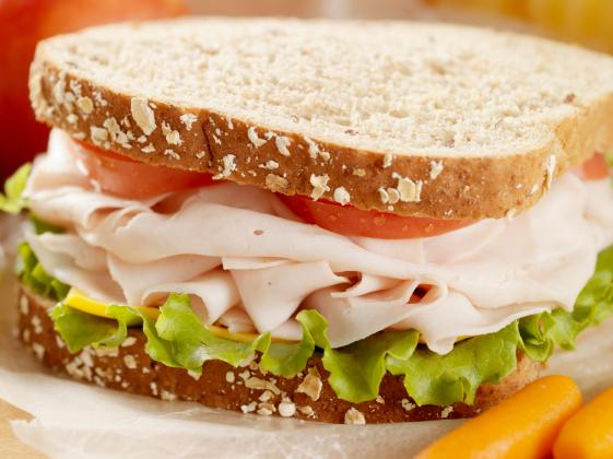 Healthy fare is becoming more common in school cafeterias.