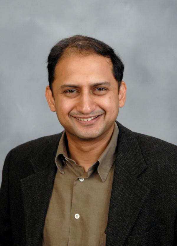 Viral Acharya is an economics professor at New York  University.