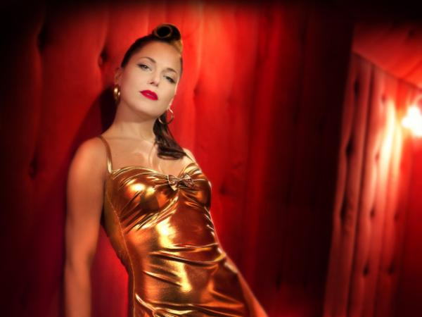 Imelda May's new album is called <em>Mayhem</em>.