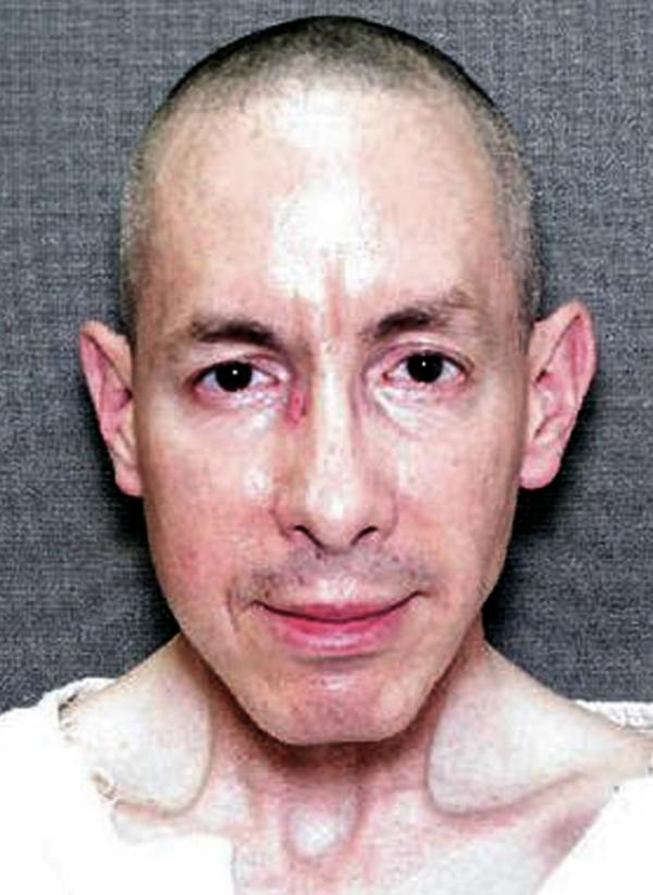 This Texas Department of Corrections mug shot of Warren Jeffs was distributed to news outlets on Aug. 10, 2011.