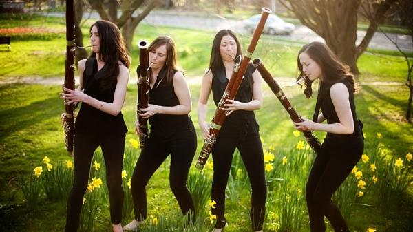 The Breaking Winds achieved viral fame last year with a Lady Gaga medley video.