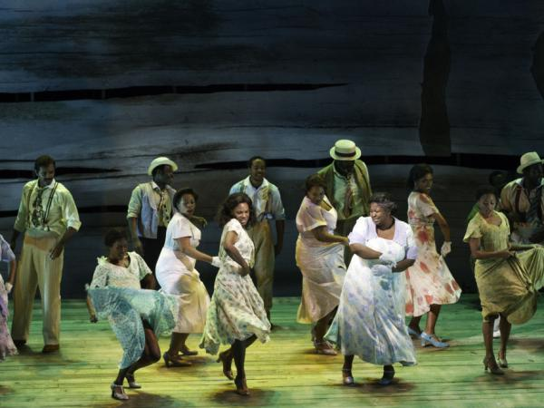 The American Repertory Theater's production of <em>Porgy and Bess </em>emphasized musical theater over opera.