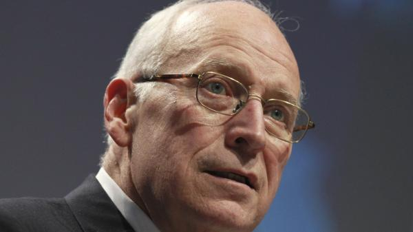 Former Vice President Dick Cheney. (Feb. 10, 2011, file photo.)