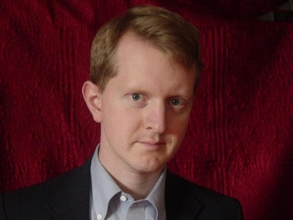 "Ken Jennings won 74 consecutive games on <em>Jeopardy! </em>""It's a minor form of celebrity,"" he tells Fresh Air's Dave Davies."