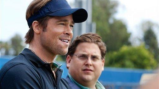Brad Pitt plays the former Oakland A's General Manager Billy Beane who revolutionized the recruiting analysis in major league baseball.