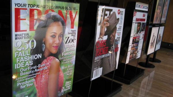 Circulation figures for Johnson Publishing's flagship <em>Ebony</em> and <em>Jet</em> magazines is up substantially in recent months.
