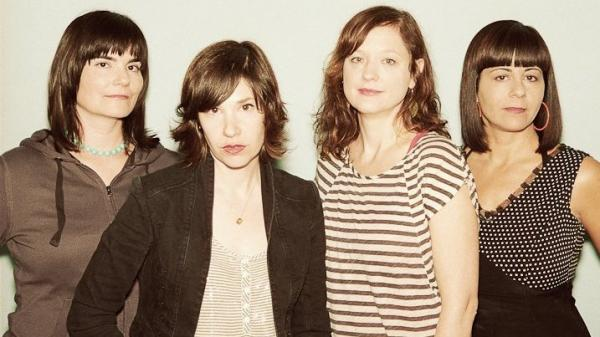 Wild Flag's self-titled debut album was released earlier this month. Left to right: Rebecca Cole, Carrie Brownstein, Mary Timony, Janet Weiss.<em></em>