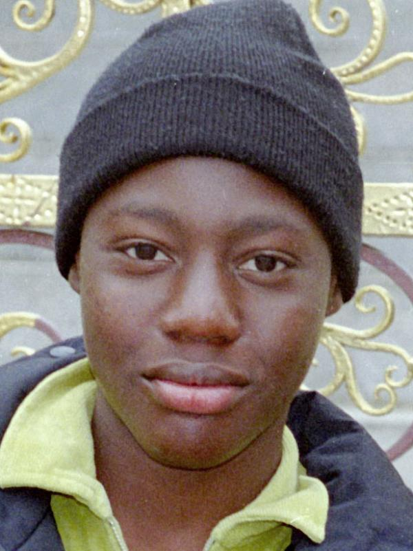 An undated photo of Umar Farouk Abdulmutallab posing in London.