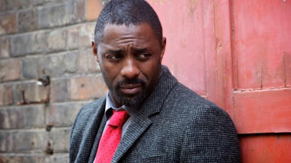 Idris Elba as John Luther in <em>Luther</em>, which returns on BBC America Wednesday night.