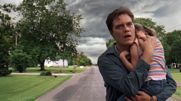<strong>Dark Skies:</strong> Jeff Nichols' haunting <em>Take Shelter </em>centers on an Ohio man (Michael Shannon, with Tova Stewart) plagued with nightmares about a coming apocalypse.