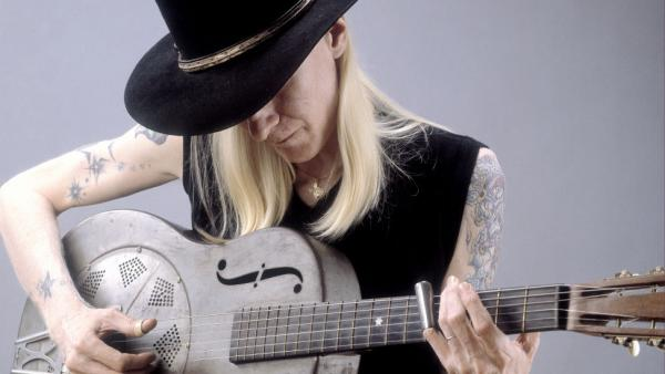 Johnny Winter's new album is called <em>Roots</em>.
