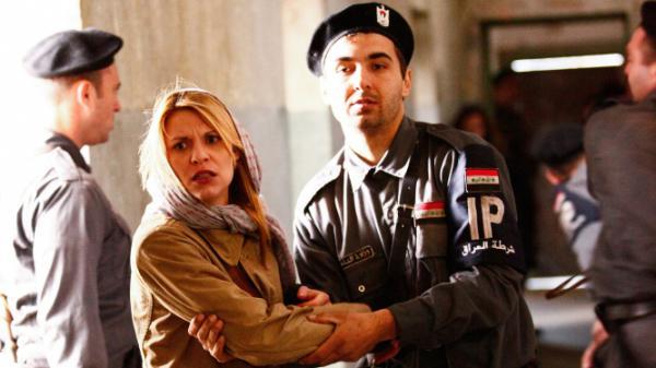 <p>In Showtime's <em>Homeland</em>, Claire Danes plays a CIA agent who suspects a heroic American POW is actually a double agent for al-Qaida<em>.</em></p>