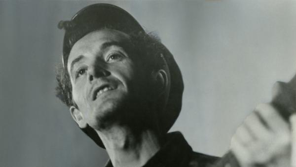 <p>Woody Guthrie is the subject of a new tribute album, <em>Note of Hope</em>.</p>