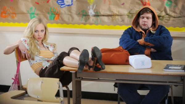 <p>Teen outcasts Danielle (Juno Temple) and Clarke (Jeremy Dozier) bond over daddy issues — and eventually hit the road in search of Danielle's father. </p>