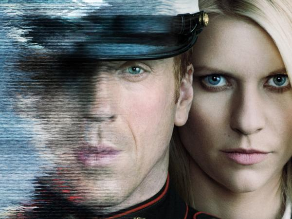 <p><em>Homeland</em> stars Damien Lewis as a returning POW and Claire Danes as a CIA agent who suspects he's a double agent. </p>