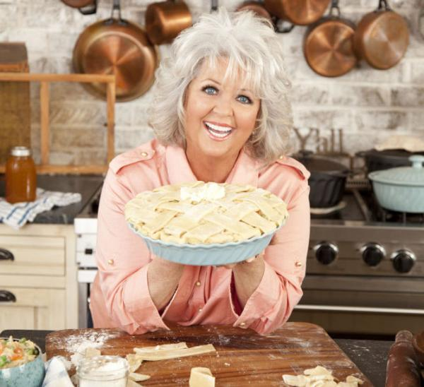 <p>Paula Deen is the host of the Food Network's <em>Paula's Home Cooking</em> and <em>Paula's Best Dishes</em>. She tells NPR's Steve Inskeep that while her recipes are known for their bacon and butter, she and her family don't indulge in them every day.</p>