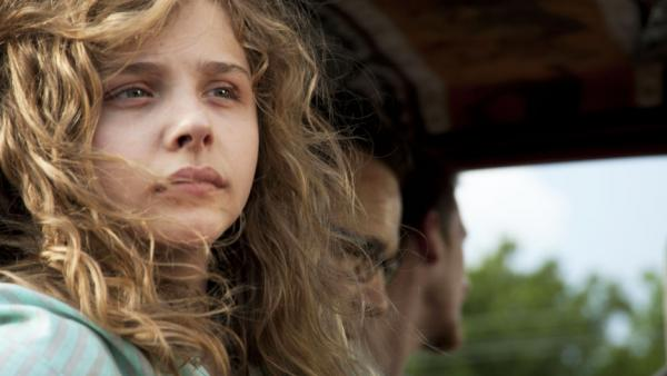 <p><strong>Wild Child:</strong> Neglected by a mother who is busy turning tricks, Little Anne (Chloe Grace Moretz) becomes a target for a killer in <em>Texas Killing Fields.</em></p>