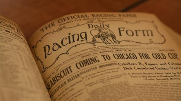 <p>The <em>Daily Racing Form</em> is the newspaper of the thoroughbred industry. The first one was published in Chicago on Nov. 17, 1894. The Keeneland race track in Lexington, Ky., holds a vast collection and is attempting to establish a digital archive. </p>